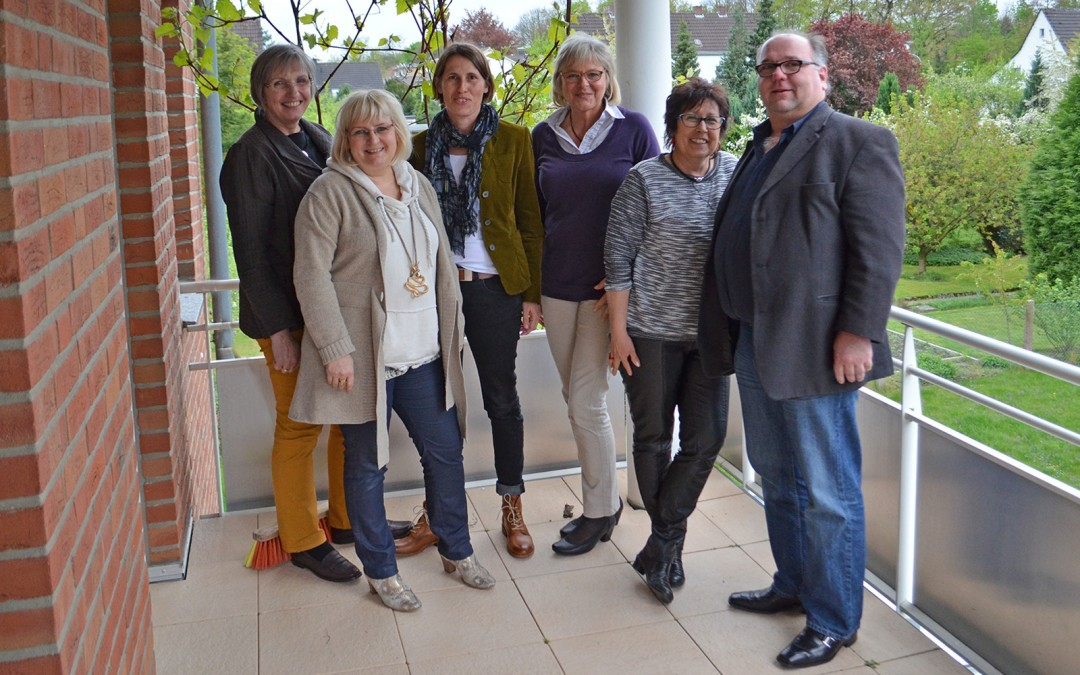 Die MEDILEX Pflegefachberater zum Strategieseminar in Paderborn
