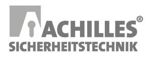 Logo Achilles Sicherheitstechnik