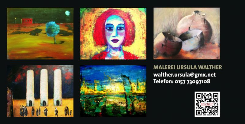 Ursula Walther Imagepostkarte