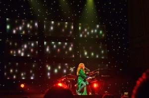 Tori Amos am 25. Mai 2014 in Hamburg; Foto: Andreas Reichelt