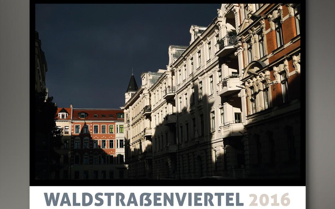 Waldstraßenviertel Kalender 2016: Die Rückkehr des VERSALIEN-SZ