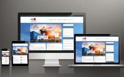 Klare Logik und schnelles Design: Neue Webseite für das Netzwerk Logistik
