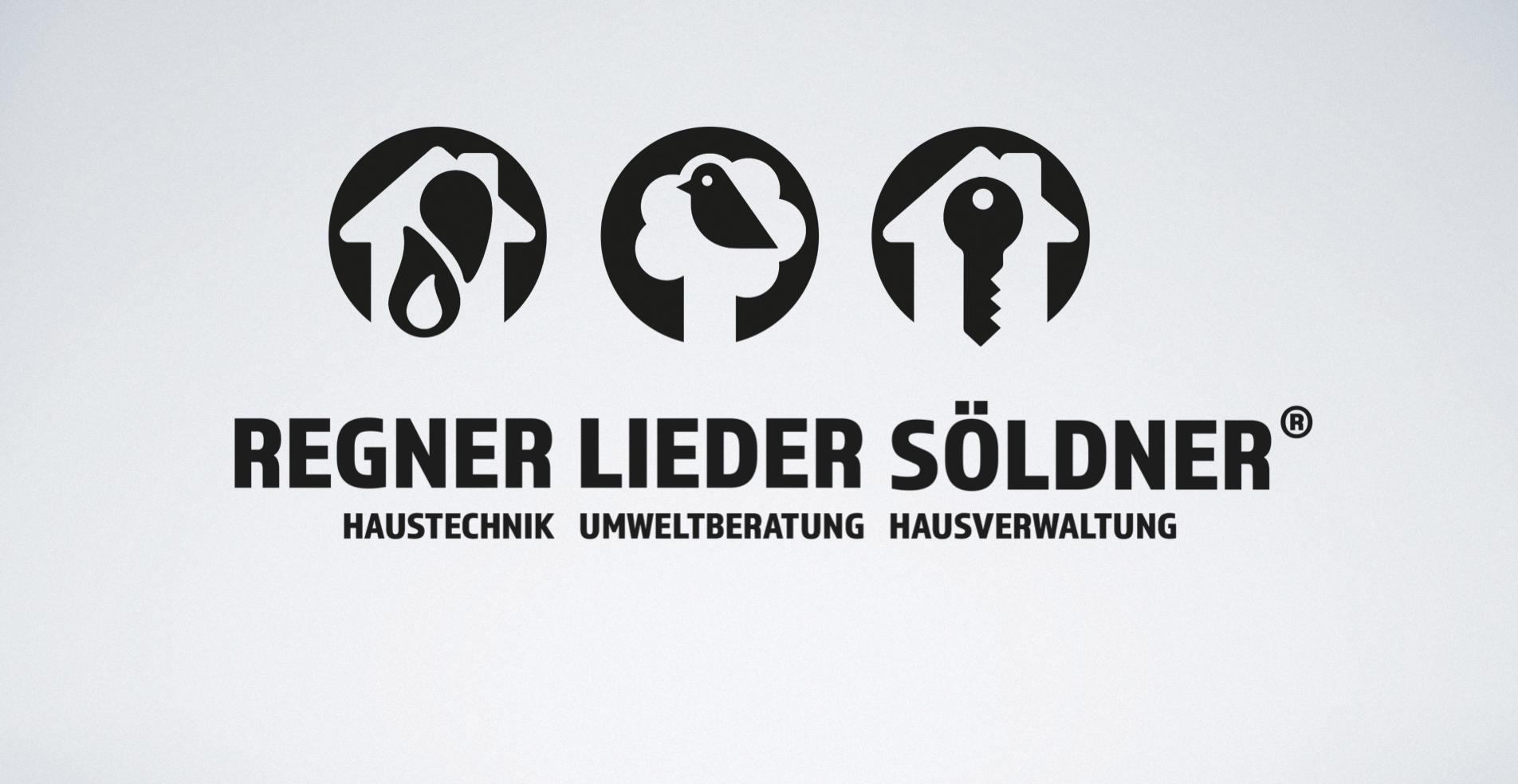 Logo Dachmarke Regner Lieder Söldner by Reichelt