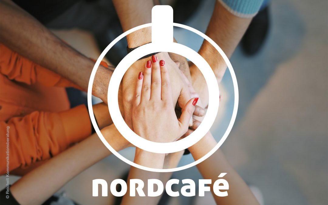 Logo und Corporate Design Nordcafé Leipzig