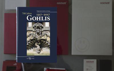 Gohliser Geschichtsbuch – 30 Jahre Reichelt Kommunikationsberatung