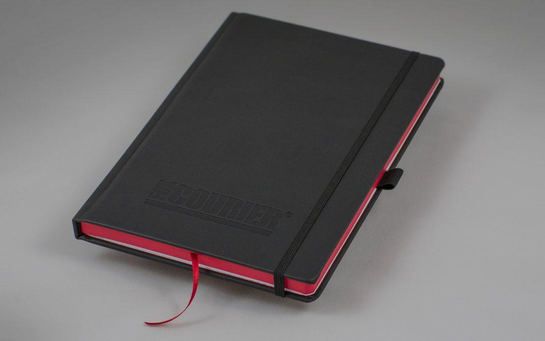 Eigentlich nur ein Notizbuch…