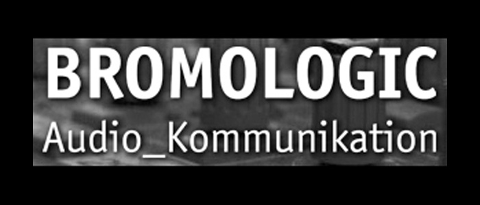 Logo BROMOLOGIC Audio Kommunikation