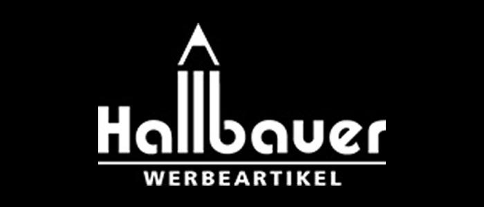Logo Hallbauer Werbung
