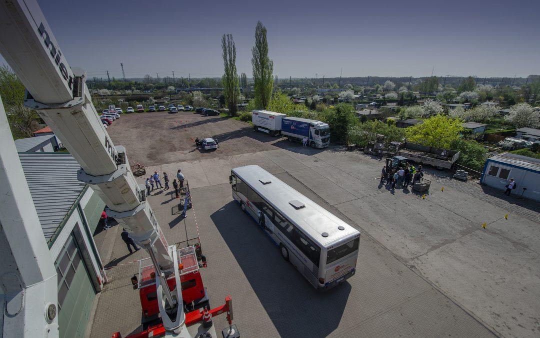 Tag der Logistik 2018 in Halle (Saale); Foto: Andreas Reichelt