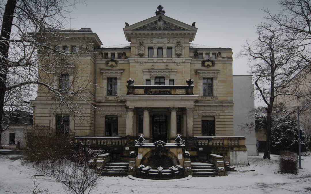 Budde-Haus / Bleichert-Villa in der Lützowstraße, Foto: Andreas Reichelt, 24.01.2021