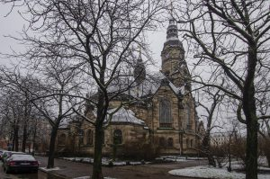 Michaeliskirche Leipzig; Foto:Andreas Reichelt