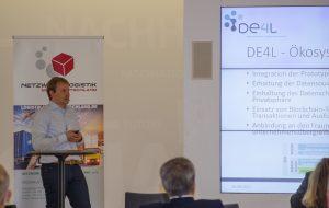 Benjamin Gaunitz, Projektleiter DE4L, InfAI / Universität Leipzig