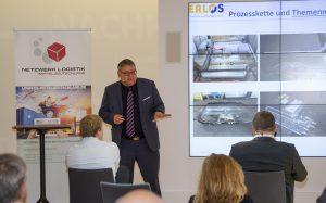 Dr. Matthias Schmidt, Geschäftsführer, ERLOS GmbH (ein Unternehmen der Weck + Poller Holding GmbH)