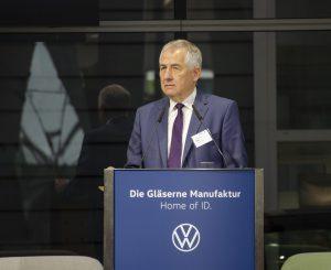 Prof. Dr. Reimund Neugebauer, Präsident der Fraunhofer-Gesellschaft e.V.