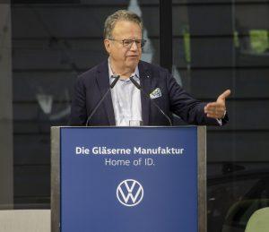 Dr. Frank-J. Weise, Geschäftsführer B/O/G Capital