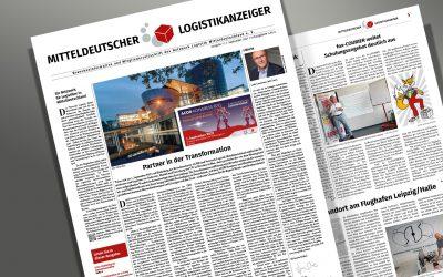 Reichelt produziert Mitteldeutschen Logistikanzeiger